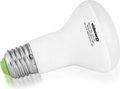 Obrázok pre výrobcu Whitenergy LED žiarovka   E27   18 SMD 2835   8W   230V  mlieko   R63