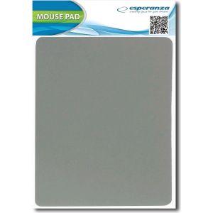 Obrázok pre výrobcu Esperanza EA145E podložka pod myš (230 x 190 x 2 mm), sivá
