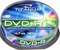 Obrázok pre výrobcu DVD+R TITANUM [ cake box 10 | 4.7GB | 16x ]