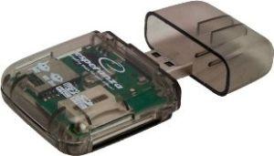 Obrázok pre výrobcu Esperanza EA132 Čítačka kariet All-in-One USB 2.0