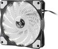 Obrázok pre výrobcu Ventilátor Genesis Hydrion 120, bíle LED, 120mm