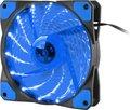 Obrázok pre výrobcu Ventilátor Genesis Hydrion 120, modré LED, 120mm