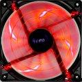 Obrázok pre výrobcu AEROCOOL SHARK EVIL BLACK EDITION ventilátor 120x120x25mm