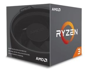 Obrázok pre výrobcu AMD Ryzen 3 1200 Box AM4 (4core, 4x vlákno, 3,4GHz, 10MB cache, 65W ) s chladičem Wraith Stealth