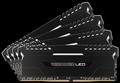Obrázok pre výrobcu Corsair Vengeance LED 4x8GB DDR4 3200MHz C16 - White LED