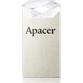 Obrázok pre výrobcu Apacer USB flash disk, 2.0, 64GB, AH111, strieborný, biely, AP64GAH111CR-1