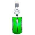 Obrázok pre výrobcu Esperanza EM109G CELANEO optická mini myš, 800 DPI, USB, navíjací kábel, zelená