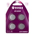 Obrázok pre výrobcu TESLA - baterie TESLA CR2032, 4ks, CR2032