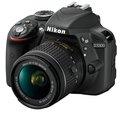 Obrázok pre výrobcu NIKON D3300 + AF-P 18-55 VR BLACK