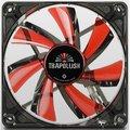 Obrázok pre výrobcu Cooler T.B.Apollish Red UCTA12N-R 12cm x 12cm x 2,5cm