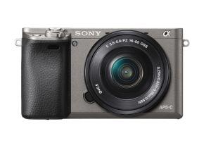 Obrázok pre výrobcu SONY ILCE-6000 Fotoaparát Alfa 6000 s bajonetem E + 16-50mm objektiv - Grafit