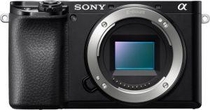 Obrázok pre výrobcu SONY ILCE-6100 Fotoaparát Alfa 6100 s bajonetem E + 16-50mm objektiv