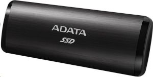 Obrázok pre výrobcu ADATA External SSD 256GB SE760 USB 3.2 Gen2 type C Černá