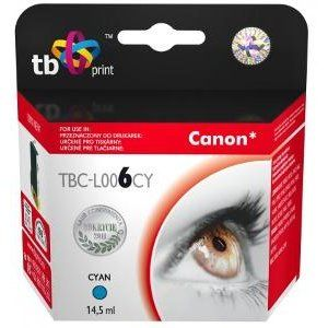 Obrázok pre výrobcu Ink. kazeta TB kompat. s Canon BCI-6C Cyan
