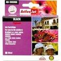Obrázok pre výrobcu Atr. ActiveJet AB-1000BK black | 30ml | 100% nowy | Brother LC1000Bk, LC970BK
