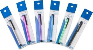 Obrázok pre výrobcu Esperanza EA140 Dotykové pero na kapacitný displej pre tablety, mix farieb