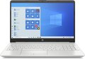 Obrázok pre výrobcu HP 15-dw2001nc, i3-1005G1, 15.6 FHD, MX130/2GB, 8GB, SSD 128GB + 1TB5k4, noODD, W10, Natural silver