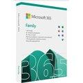 Obrázok pre výrobcu Microsoft 365 Family P6 Mac/Win, 1 Rok, SK