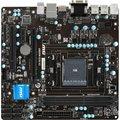 Obrázok pre výrobcu MSI A88XM-E35 V2, A88X, DualDDR3-1866, SATA3, HDMI, DVI, D-Sub, mATX