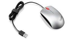 Obrázok pre výrobcu ThinkPad Precision USB Mouse - Frost Silver