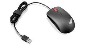 Obrázok pre výrobcu ThinkPad Precision USB Mouse - Graphite black