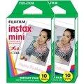 Obrázok pre výrobcu Fujifilm INSTAX mini FILM 20 fotografiÍ