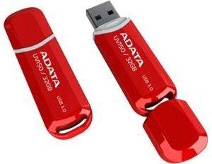 Obrázok pre výrobcu ADATA Flash Disk 32GB USB 3.0 Dash Drive UV150, červený