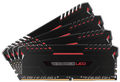 Obrázok pre výrobcu Corsair Vengeance LED 4x8GB DDR4 3200MHz C16 - Red LED