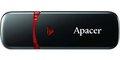 Obrázok pre výrobcu Apacer USB flash disk, 2.0, 16GB, AH333, čierny, AP16GAH333B-1, s krytkou