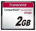 Obrázok pre výrobcu Transcend 2GB INDUSTRIAL TEMP CF220I CF CARD (Fixed disk and UDMA5)