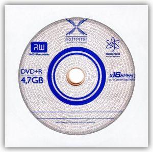 Obrázok pre výrobcu Esperanza Extreme DVD+R [ obalka 1 | 4.7GB | 16x ]
