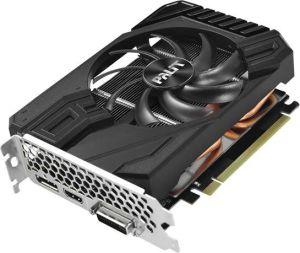 Obrázok pre výrobcu PALIT GeForce GTX 1660 StormX OC 6GB, GDDR5, HDMI, DP, DVI