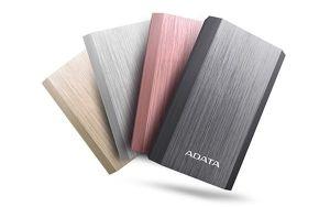 Obrázok pre výrobcu A-DATA Power Bank A10050, 10500mAh, titánový