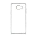 Obrázok pre výrobcu Kisswill TPU púzdro Transparent/Grey, Samsung A510 Galaxy A5 2016