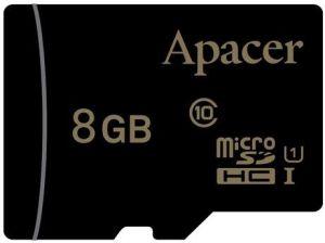 Obrázok pre výrobcu Apacer pamäťová karta Micro SDHC 8GB Class 10 UHS-I