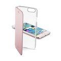 Obrázok pre výrobcu CellularLine ClearBook iPhone 7, růžové