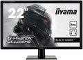 """Obrázok pre výrobcu 22""""LCD iiyama G-Master GE2288HS-B1 - 1ms,250cd,12M:1,DVI,HDMI,FHD,repro,FreeSync"""