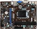 Obrázok pre výrobcu MSI H81M-P33, H81, DualDDR3-1600, SATA3, DVI, mATX