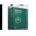 Obrázok pre výrobcu Kaspersky Anti-Virus 2017 / 1 zariadenie na 1 rok + 3 mesiace zdarma/ NOVÁ Krabice
