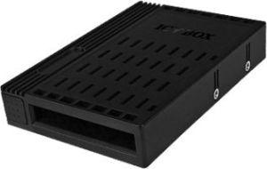 """Obrázok pre výrobcu Icy Box Converter 3,5"""" for 2,5"""" SATA HDD, black"""