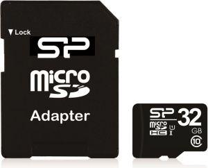 Obrázok pre výrobcu Silicon Power pamäťová karta Micro SDHC 32GB Class 10 +Adapter