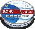 Obrázok pre výrobcu BluRay BD-R ESPERANZA [ Cake Box 10 | 25GB | 4x ]