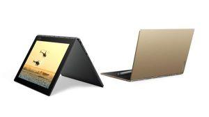 """Obrázok pre výrobcu Lenovo Yoga Book x5-Z8550 2.4GHz 10.1"""" FHD IPS Touch 4GB 64GB WL BT CAM ANDROID 6.0 zlaty 1yMI"""