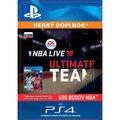 Obrázok pre výrobcu ESD SK PS4 - EA SPORTS™ NBA LIVE 18 ULTIMATE TEAM™ - 500 NBA POINTS