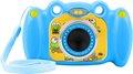 """Obrázok pre výrobcu Digitální fotoaparát pro děti Ugo Froggy, modrý, 1,3mpx, video Full HD 1080px, 2"""" LCD displej"""