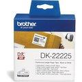 Obrázok pre výrobcu Brother DK22225 Continuous Paper Tape (38mm x 30.48 m)