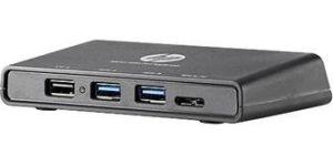 Obrázok pre výrobcu HP 3001pr USB3 Port Replicator