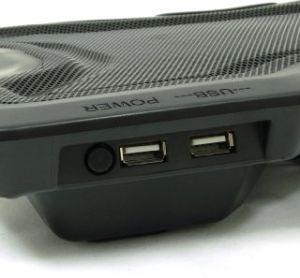 """Obrázok pre výrobcu Esperanza EA109 CHINOOK Chladiaca podložka pod NTB 15.6""""-17"""", 1 vent., LED"""