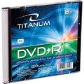 Obrázok pre výrobcu Titanum DVD+R [ slim jewel case 1 | 4.7GB | 8x ]