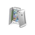 Obrázok pre výrobcu CellularLine ClearBook iPhone 5/5S/SE, stříbrné